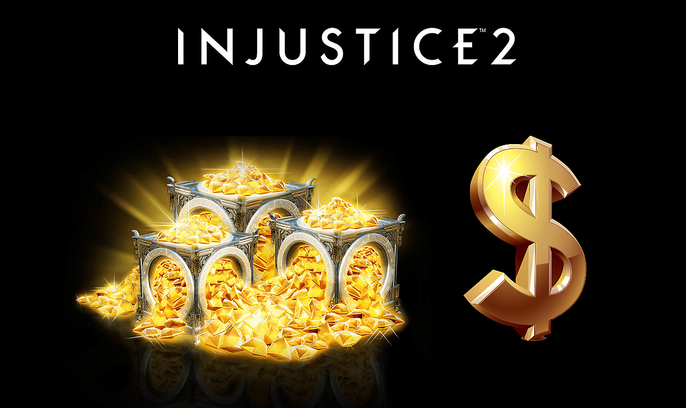 Injustice 2 Currency and Cash - PS4 Tournaments Prize for Stage 3