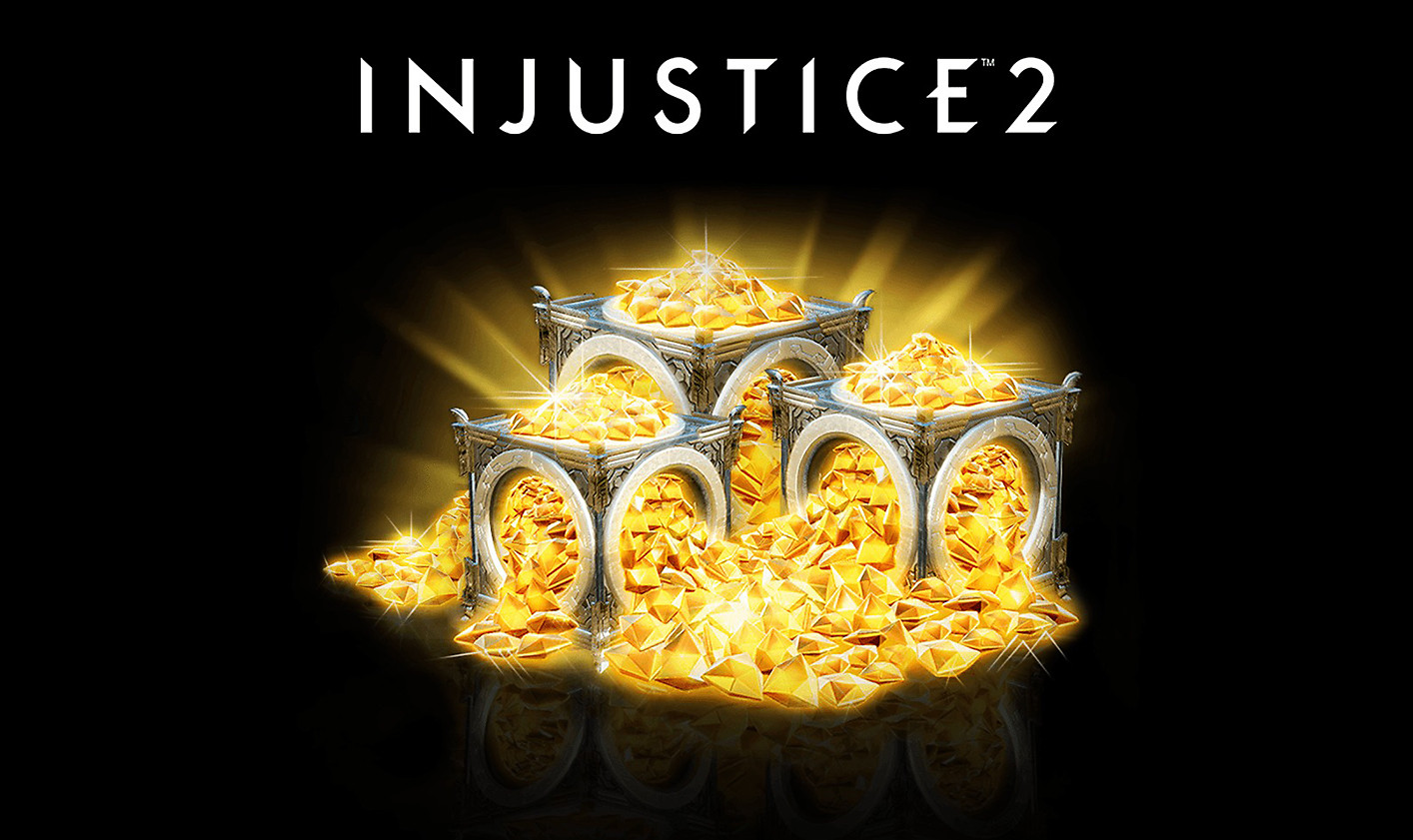Injustice 2 Currency - PS4 Tournaments Prize for Stage 2
