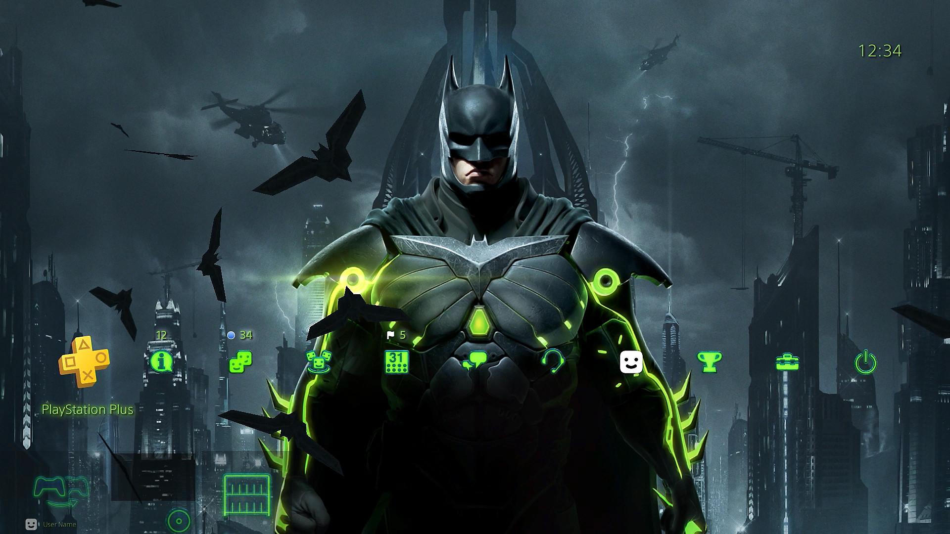Injustice 2 Playstation