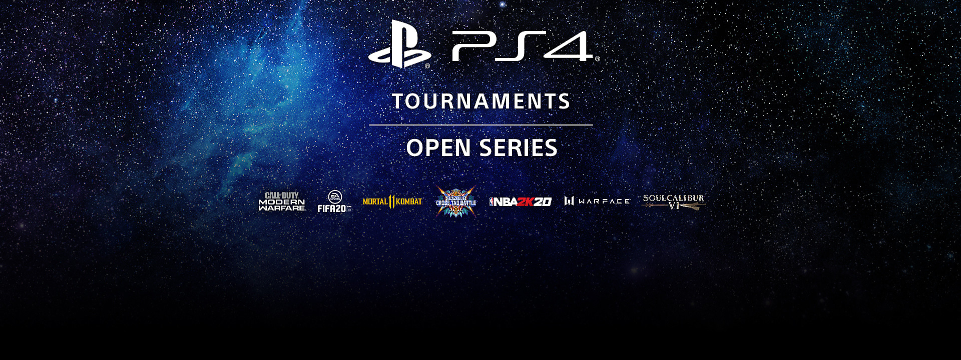 PlayStation Tournaments - Open Series Starts June 1st
