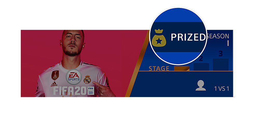 PS4 Tournaments - Prized icon