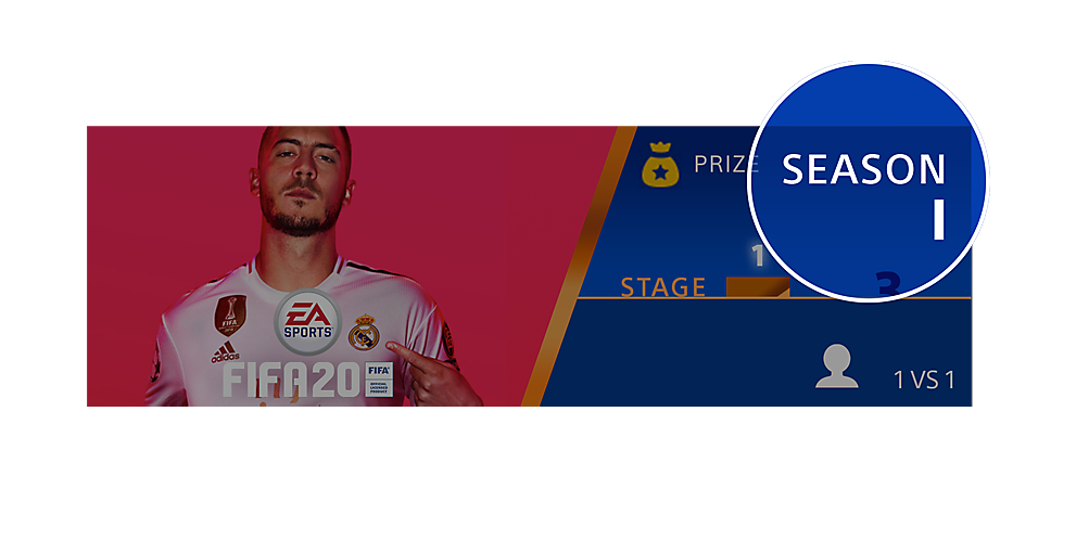 PS4 Tournaments - Season icon