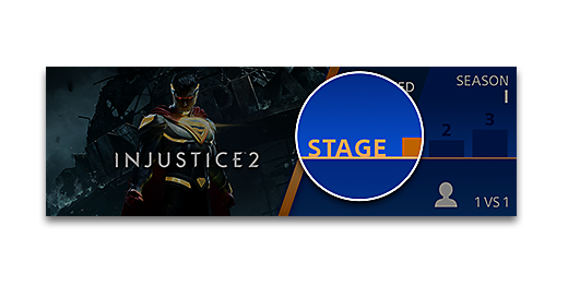 PS4 Tournaments - Stage icon