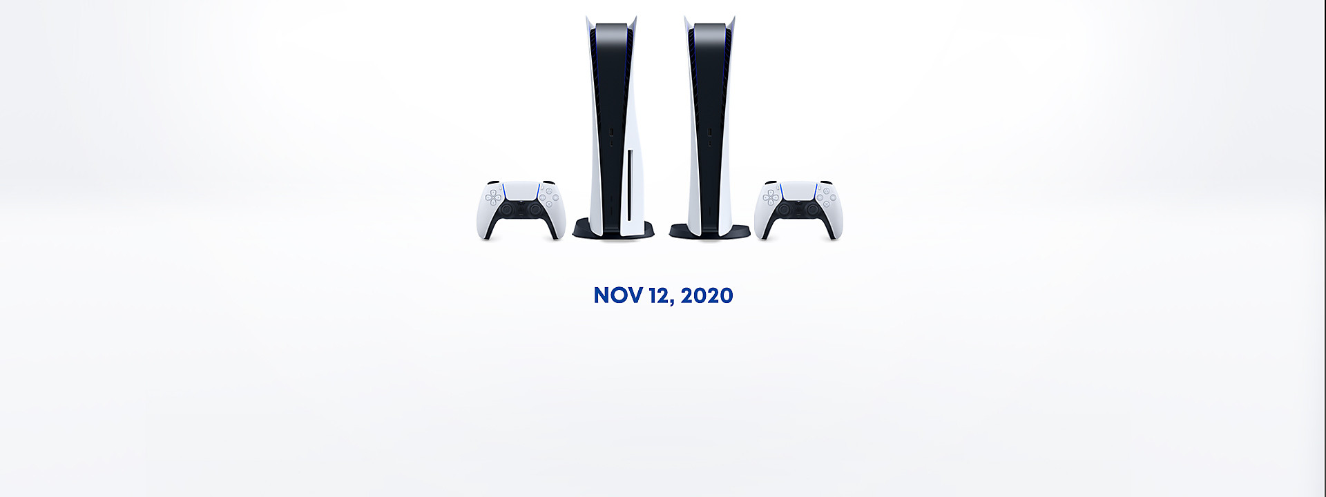 PlayStation 5 - Launches Nov 12, 2020