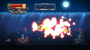 Aqua Kitty - Milk Mine Defender Screenshot 3