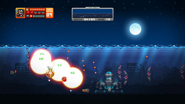 Aqua Kitty - Milk Mine Defender Screenshot 4