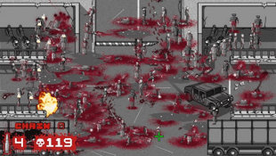 OMG-Zombies! Screenshot 2