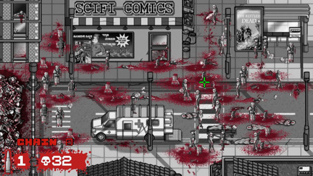 OMG-Zombies! Screenshot 7