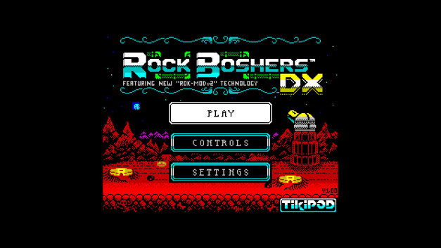 Rock Boshers DX Screenshot 1