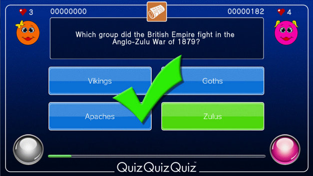 QuizQuizQuiz Screenshot 7