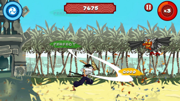 Samurai Beatdown Screenshot 1