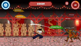 Samurai Beatdown Screenshot 2