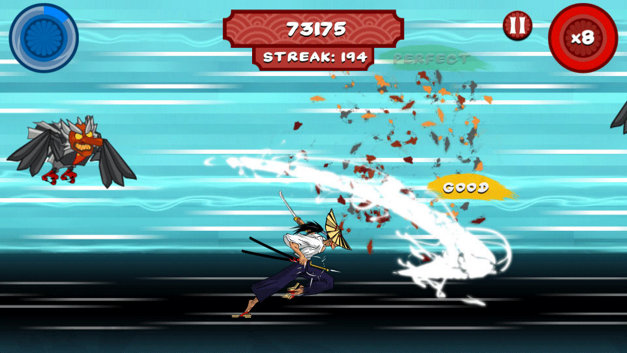 Samurai Beatdown Screenshot 4