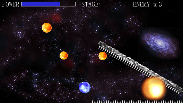 Crash Planets Screenshot 1