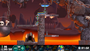 Lemmings Screenshot 3