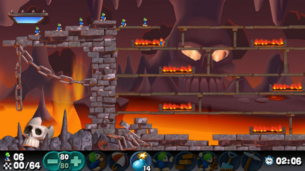 Lemmings Screenshot 10