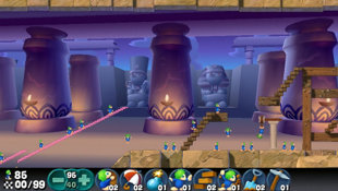 Lemmings Screenshot 17