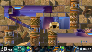Lemmings Screenshot 9