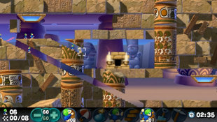 Lemmings Screenshot 11