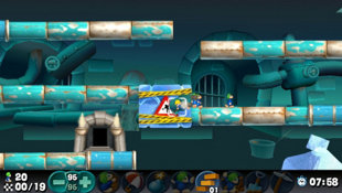 Lemmings Screenshot 14