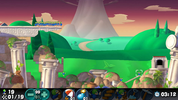 Lemmings Screenshot 16