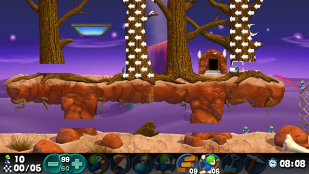 Lemmings Screenshot 19
