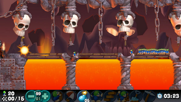 Lemmings Screenshot 22