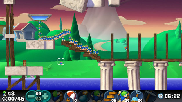 Lemmings Screenshot 25