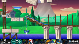 Lemmings Screenshot 27
