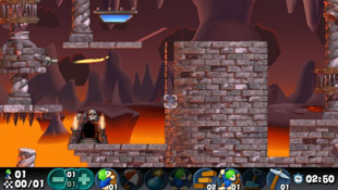 Lemmings Screenshot 23