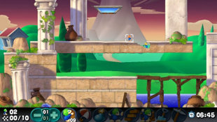 Lemmings Screenshot 18