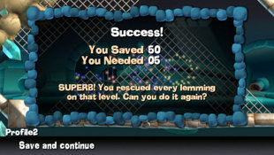 Lemmings Screenshot 24