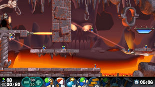 Lemmings Screenshot 26