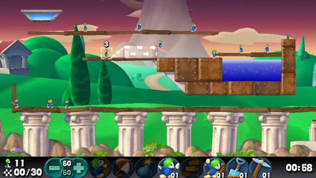 Lemmings Screenshot 28