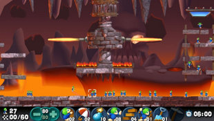 Lemmings Screenshot 30
