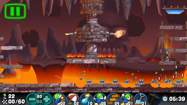 Lemmings Screenshot 31
