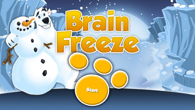 Arctic Adventures: Brain Freeze Screenshot 1