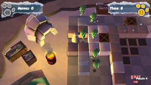 Arctic Adventures: Brain Freeze Screenshot 3