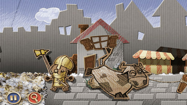 Cardboard Castle Screenshot 10