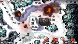 iBomber Defense Screenshot 2