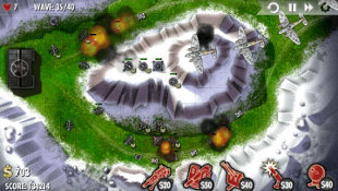 iBomber Defense Screenshot 3