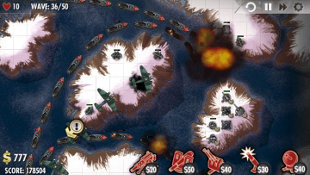 iBomber Defense Screenshot 5