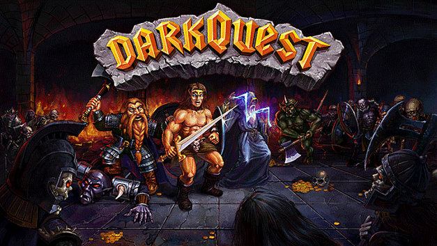 Dark Quest Screenshot 1