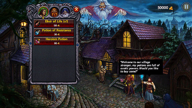 Dark Quest Screenshot 4