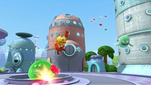 PAC-MAN™ and the Ghostly Adventures Screenshot 2