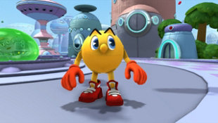 PAC-MAN™ and the Ghostly Adventures Screenshot 3