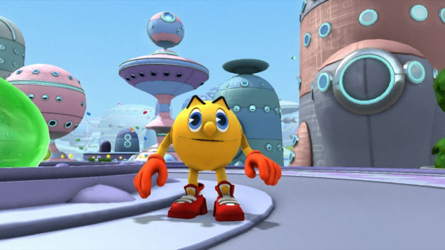 PAC-MAN™ and the Ghostly Adventures Screenshot 4