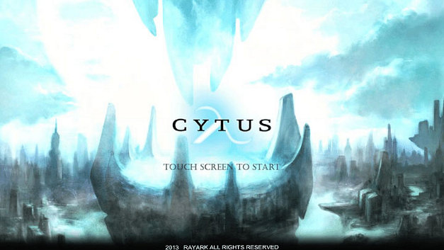 Cytus Lambda Screenshot 1