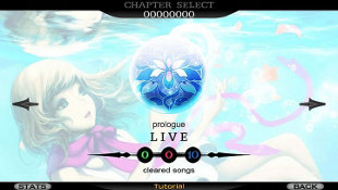 Cytus Lambda Screenshot 2