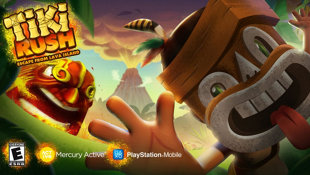 Tiki Rush: Escape from Lava Island Screenshot 5